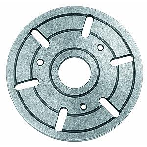 Einhell - Disco para torno para metal (125 mm)