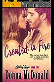 Created In Fire (Art of Love Book 2)