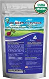 1 lb. Premium Organic Beetroot Powder, ALL Beets Grown in USA and Canada. USDA Certified. More Fiber and Less Sugar than Beet Juice. All Natural Energy Boost, Supports Healthy Liver and Heart.