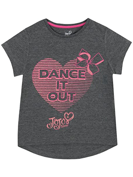 JoJo Siwa Girls JoJo T-Shirt Size 7