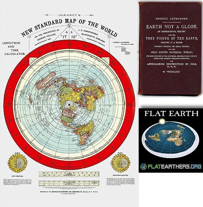 Flat earth dating app