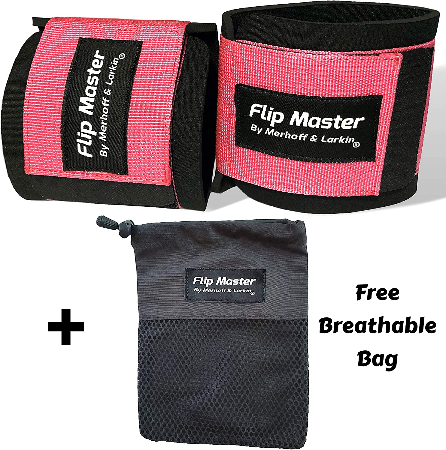 Dance Band Accessory to Improve Back Handspring /& Backflip Form One-Size-Fits-All Adjustable Straps Perfect for Cheerleading Gymnastics Tumbling Cheerleading Ankle Straps /& Gymnasts