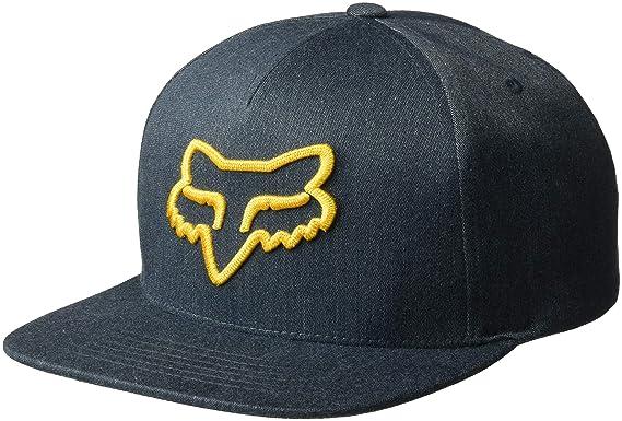 separation shoes e025a efa55 Fox Men s INSTILL Snapback HAT, Navy, ...