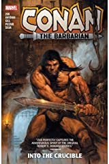 Conan The Barbarian by Jim Zub Vol. 1: Into The Crucible (Conan The Barbarian (2019-)) Kindle Edition