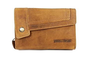 be86fbc49fb0f Hill Burry Vintage Leder Damen Geldbörse Portemonnaie aus weichem Leder -  14