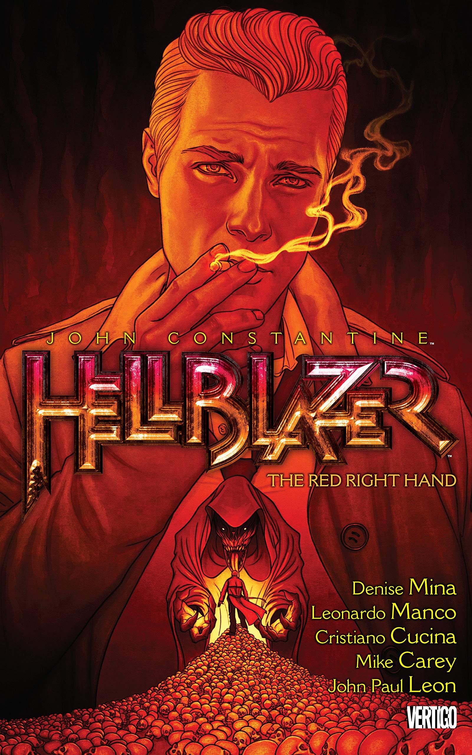 John Constantine, Hellblazer Vol. 19: Red Right Hand PDF