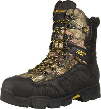 """Lacrosse Men's Cold Snap 8"""" 2000g Ankle Boot"""