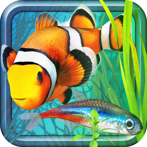 Fish Farm 2 - Animated Wallpaper