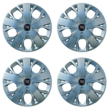 4x Wheel Trims Hub Caps 16-Inch