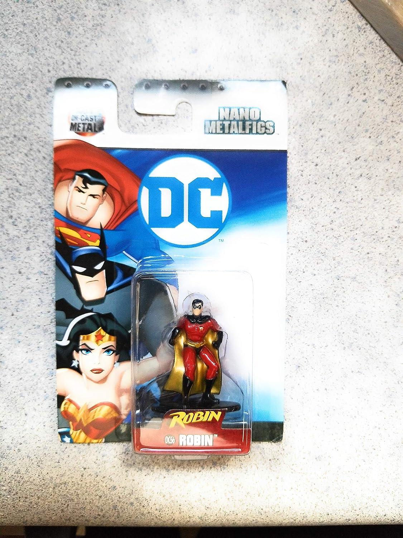DC Robin DC56 1.5 Inch Diecast Nano Metal Figure by Jada