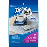 Ziploc Space Bag, Travel Bag, 2 Count