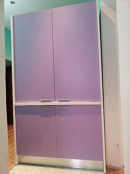 Cucina a scomparsa mini cucina armadio: Amazon.it: Casa e cucina