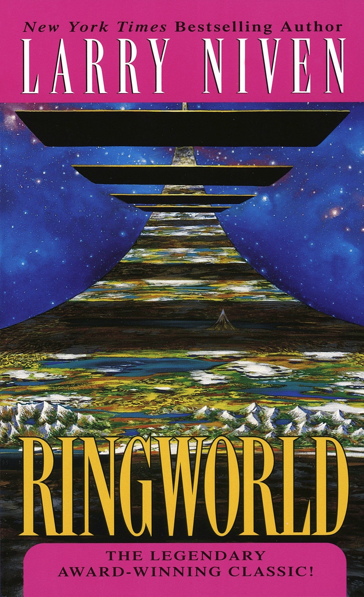 Ringworld: A Novel (A Del Rey book)