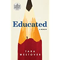Educated: A Memoir (Random House Large Print)