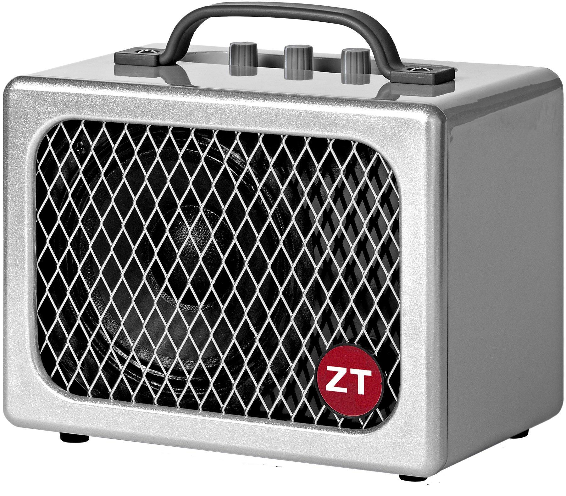 ZT Amplifiers Lunchbox Junior 35-watt Class D Guitar Amplifier with 5-inch Internal Speaker