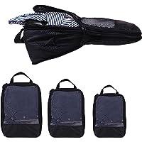 Magictodoor Packing Cubes Travel Luggage Organizer for Women Men Kids