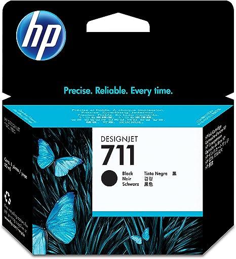 Amazon.com: Cartucho de tinta negro de 80 ml HP HEWCZ133A ...