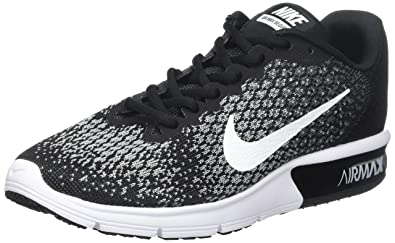premium selection 86d32 5e1d5 Nike Men s Air Max Sequent Running Shoe