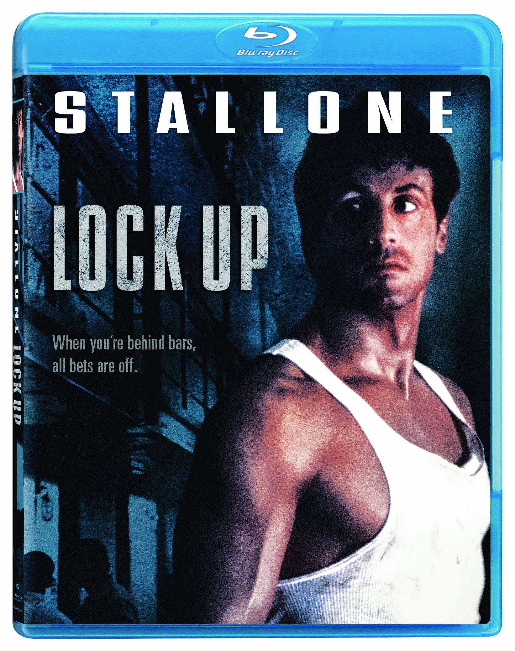 Blu-ray : Lock Up (, Dubbed, Dolby, AC-3, Widescreen)