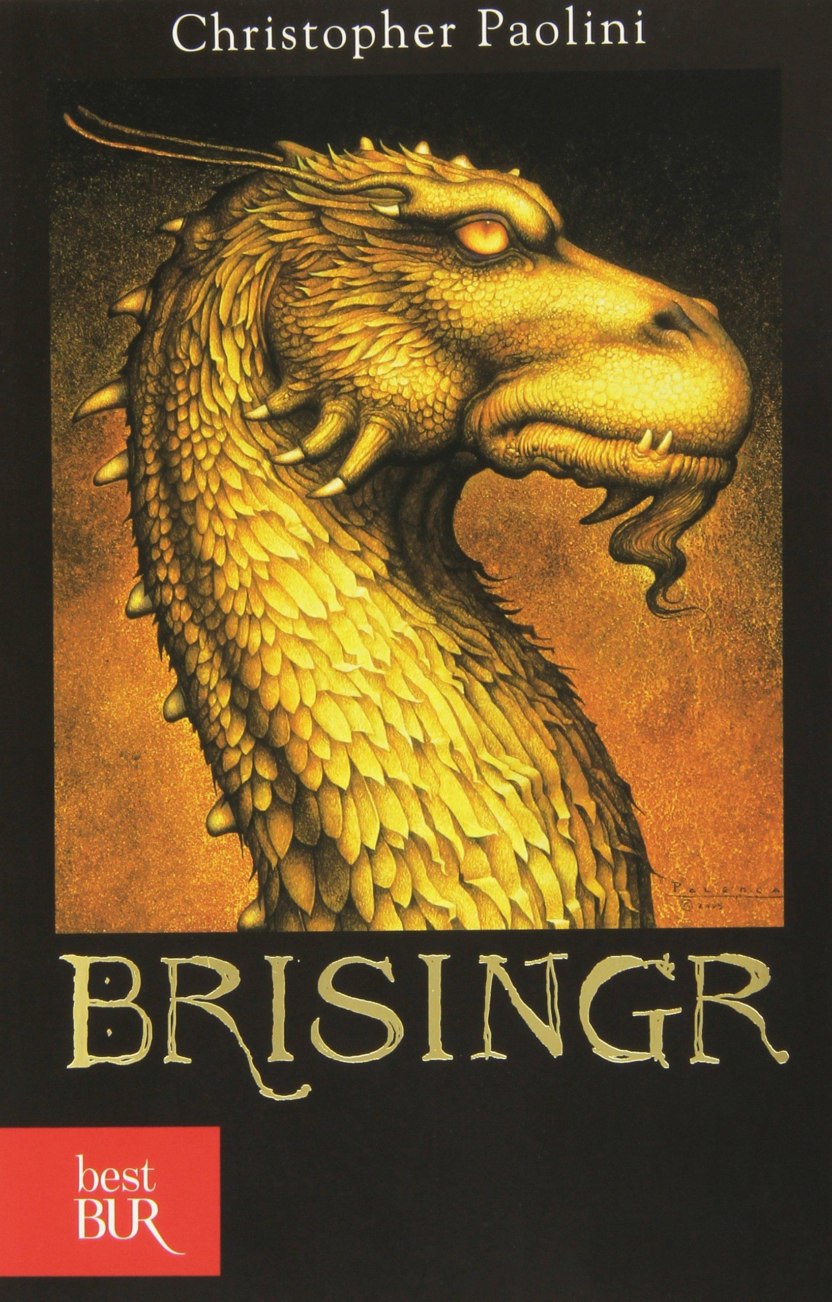Brisingr: 3 Copertina flessibile – 26 set 2012 Christopher Paolini RIZZOLI 8817061646 Fantascienza-fantasy