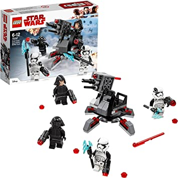 LEGO Star Wars- First Order Specialists Battle Pack lego Juego de ...