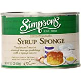 Simpson's Syrup Sponge Pudding, 10.5 Ounce