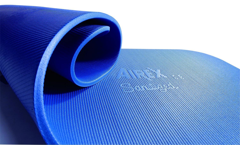 Unbekannt AIREX Corona 185, Gymnastikmatte, blau, ca. 185 x 100 x 1,5 cm:  Amazon.de: Sport & Freizeit