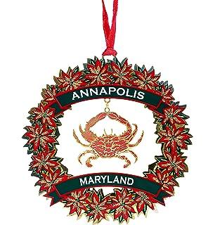 Maryland Christmas Ornaments