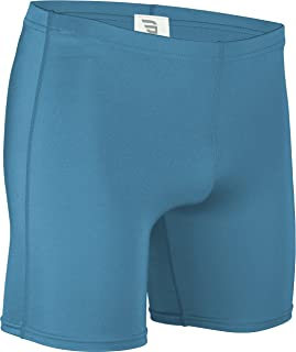 product image for NL-111-CB Men's and Women's Athletic Sports Compression Short - Form Fitting (Small, Columbia)