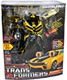 Transformers Limited Edition Metallic Gold Finish with Bonus Mudflap and Premium Bumblebee Figures