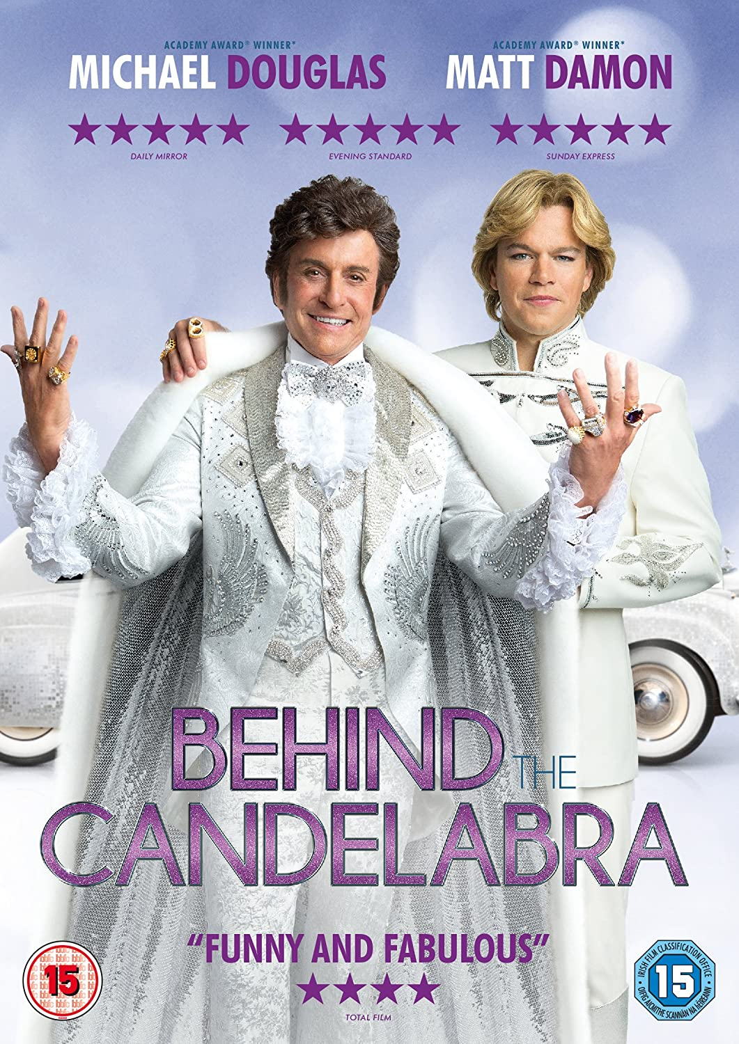 Behind the Candelabra [DVD]: Amazon.co.uk: Michael Douglas, Matt ...