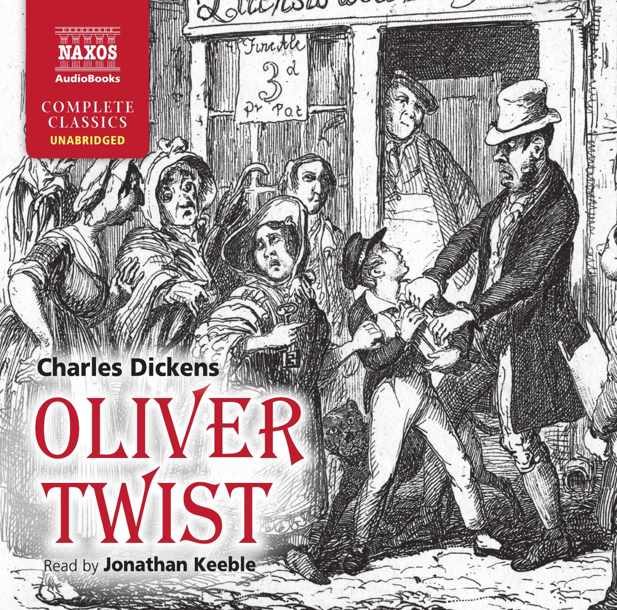 Download Oliver Twist (Naxos Complete Classics) pdf epub