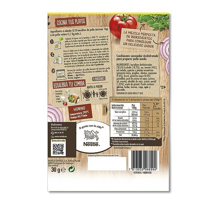 Maggi - Jugoso al Horno a La Barbacoa - 30 g: Amazon.es: Alimentación y bebidas