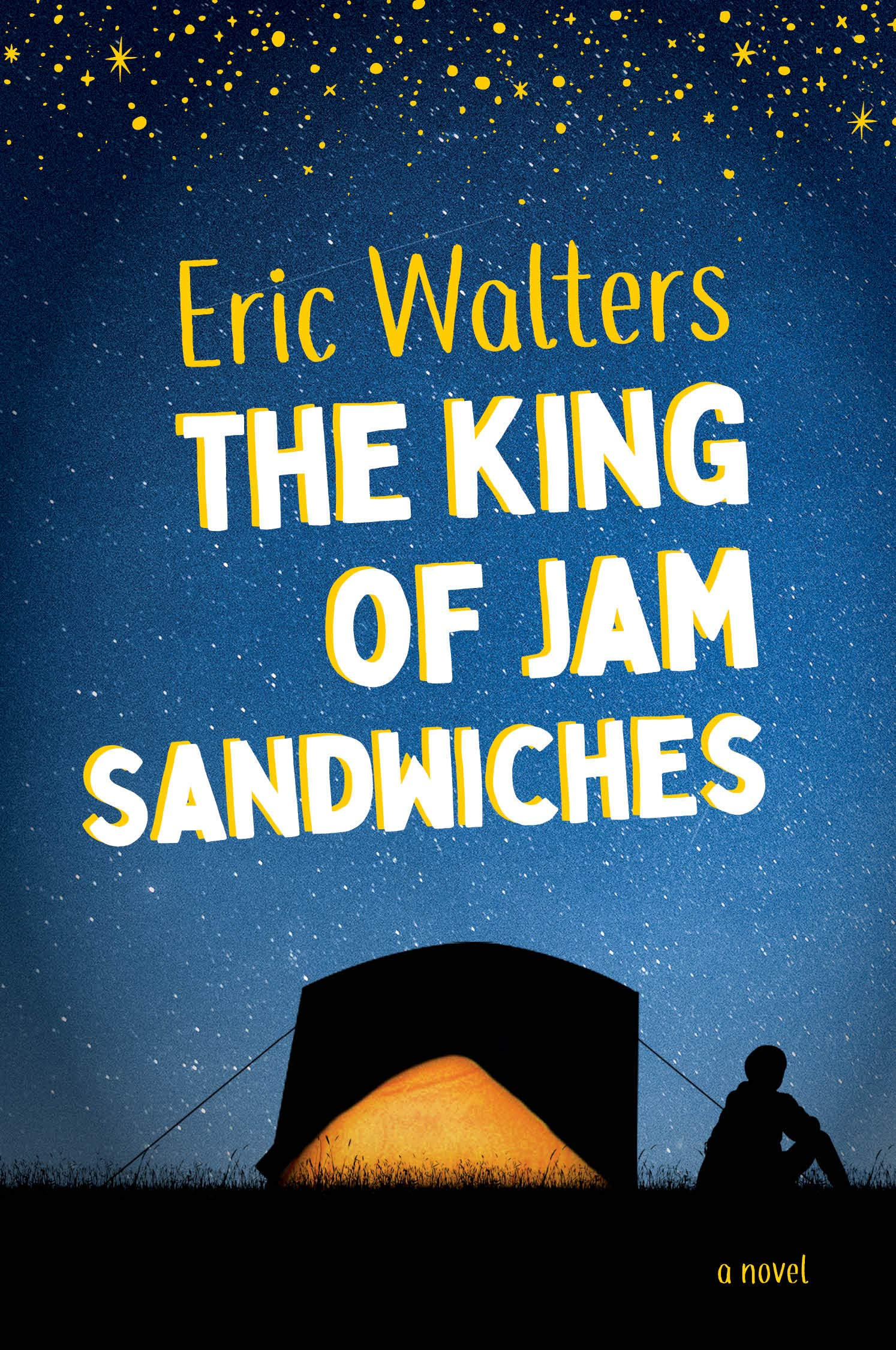 King of Jam Sandwiches, The: Walters, Eric: 9781459825567: Books - Amazon.ca
