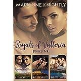 Royals of Valleria Box Set (Books 7-9)