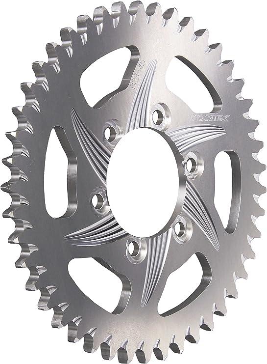 Vortex 823-42 Silver 42-Tooth Rear Sprocket