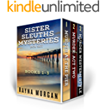 Sister Sleuths Mysteries Box Set (Books 1 - 3)