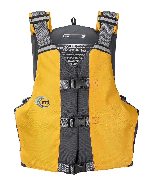 MTI Adventurewear APFマンゴー/グレー、ユニバーサル、マンゴー/グレー   B07BSBC4PV