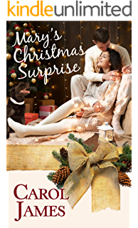 Mary's Christmas Surprise (Christmas Holiday Extravaganza)