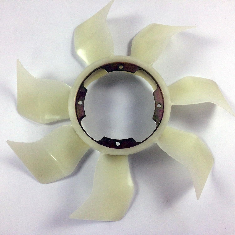 JSD Radiator Cooling Fan Blade for Nissan Pathfinder Infiniti Q45 QX4 FX45 210606P00A