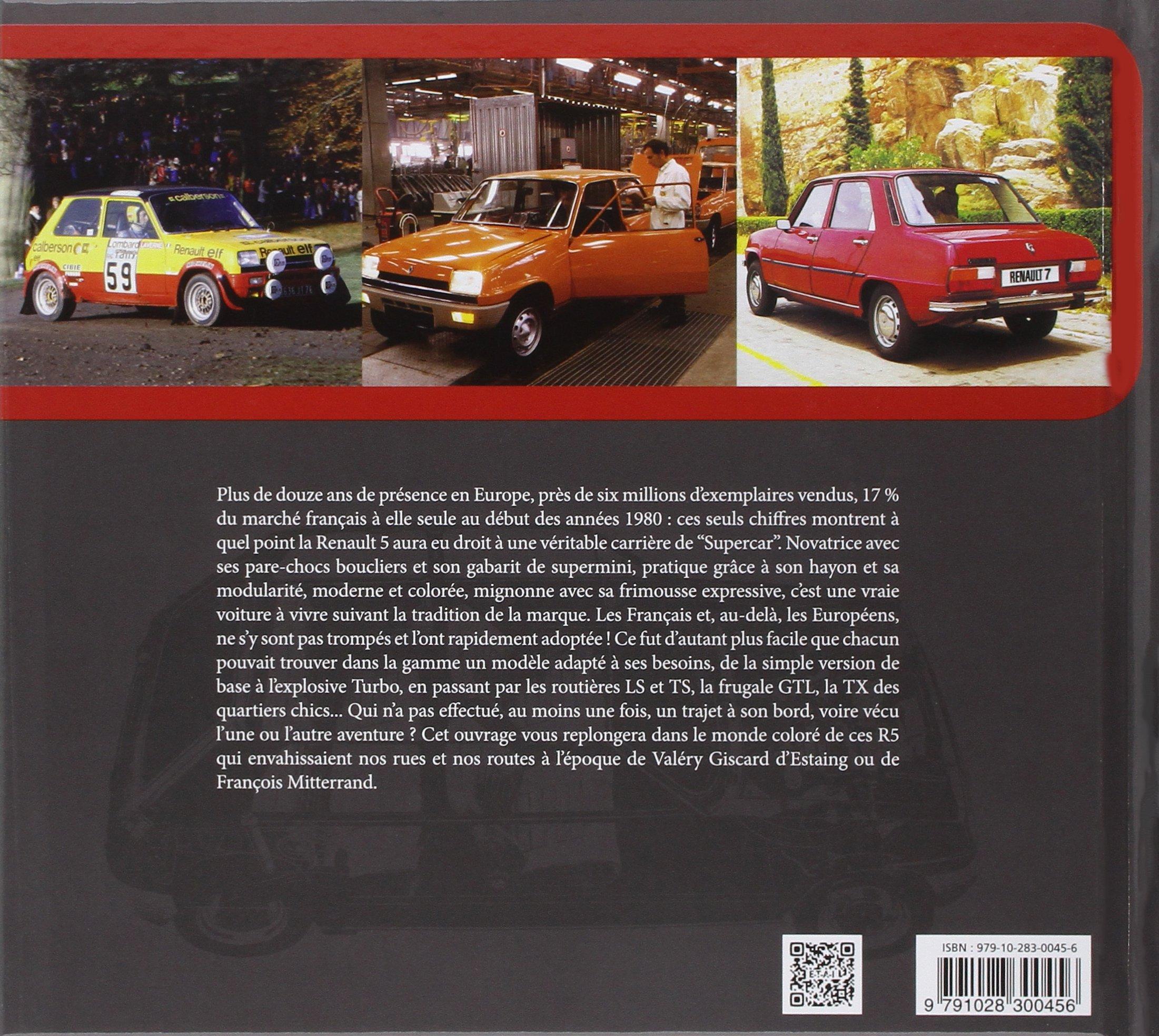 La Renault 5 de mon père: Amazon.es: Bernard Vermeylen, Yann Le Ray: Libros en idiomas extranjeros