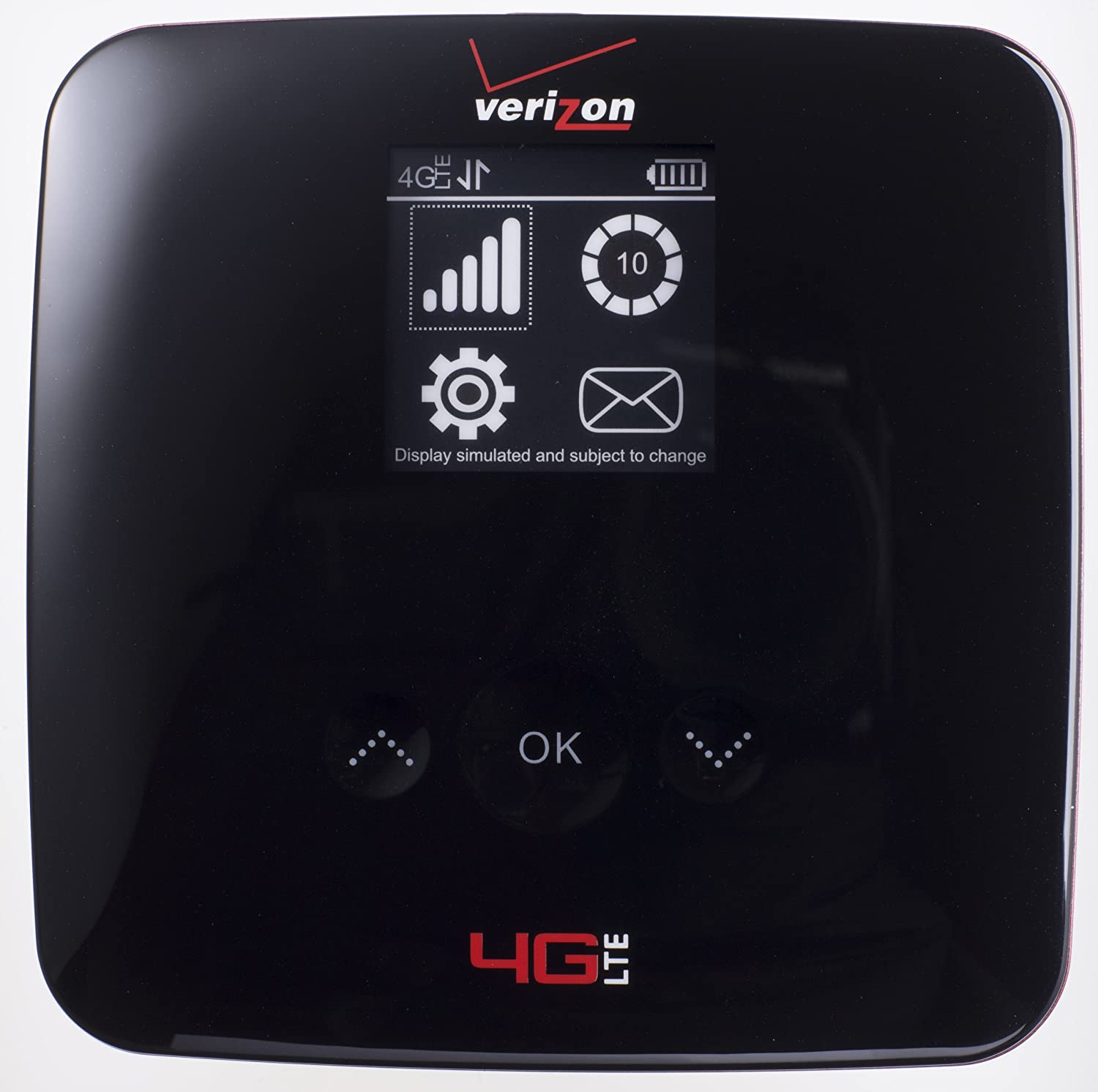 B00851O340 Verizon MiFi 890L Jetpack 4G Mobile Hotspot (Verizon Wireless) 91ZbIiuu8EL