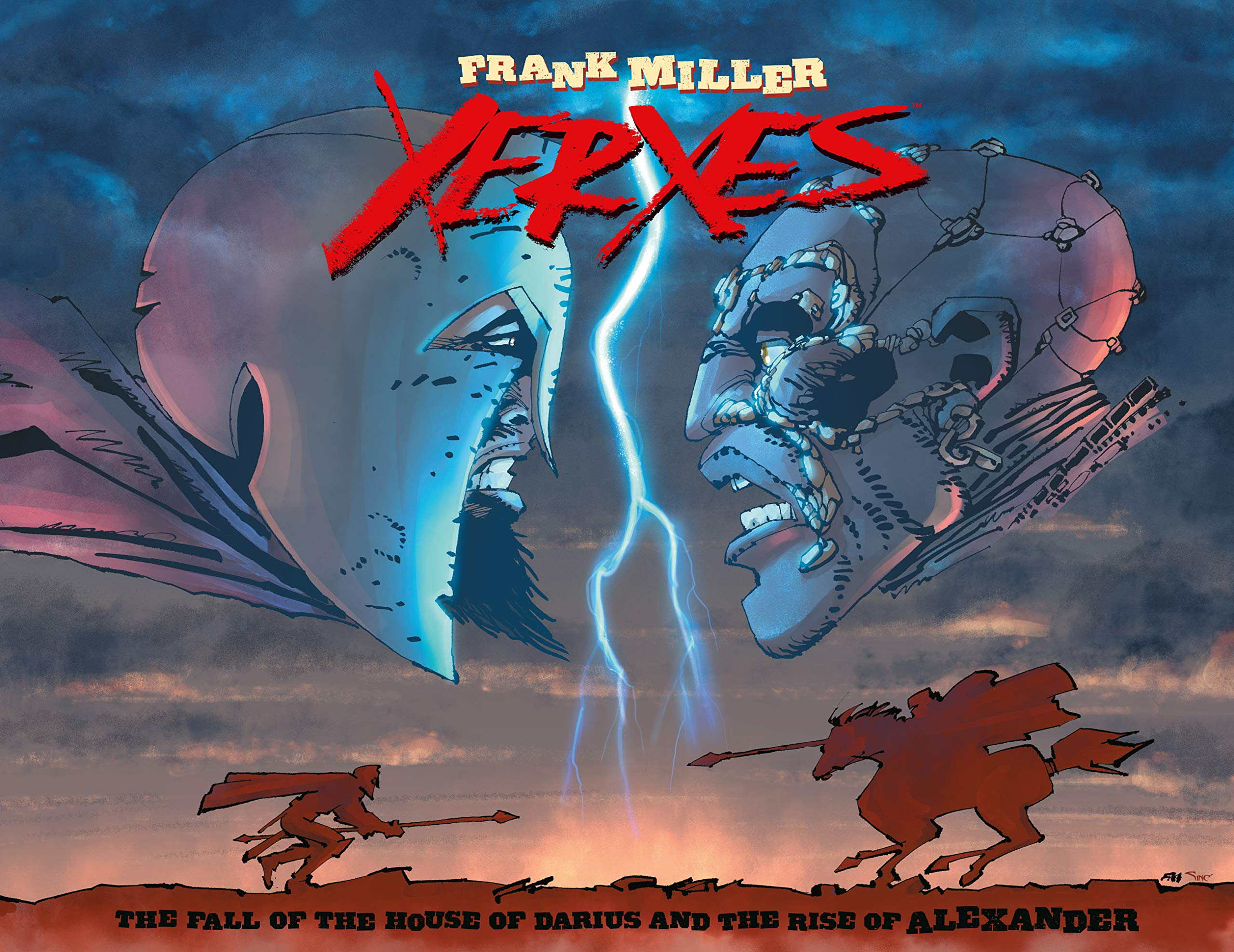 James goodman dance : Xerxes