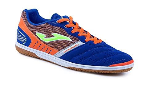 Joma Calcetto Mundial 604 Blue-Orange Fluor Indoor 43 ih49ty