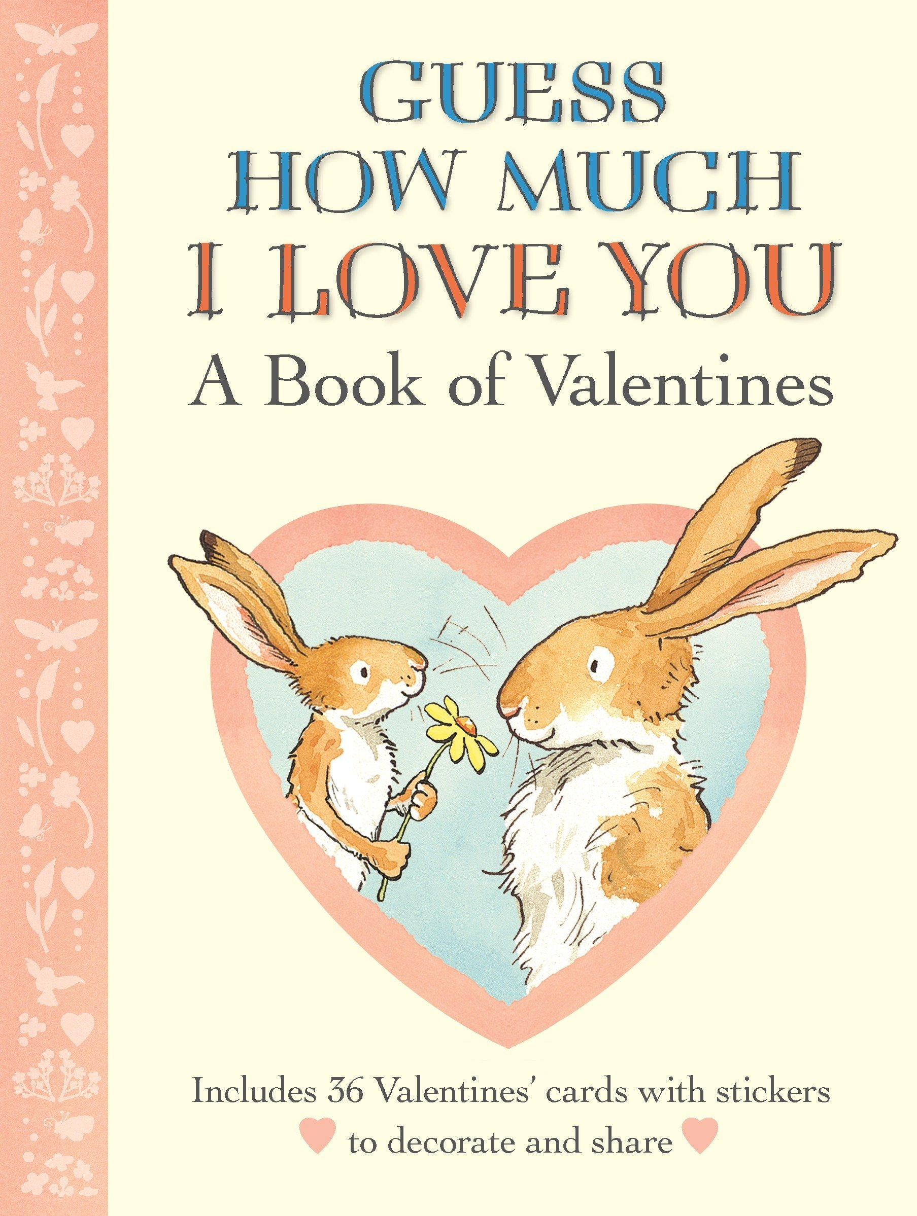 Download Guess How Much I Love You: A Book of Valentines pdf