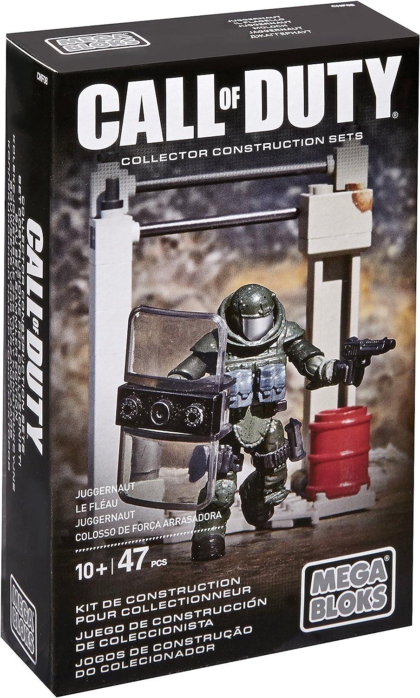 Amazon Com Mega Bloks Call Of Duty Juggernaut Toys Games