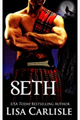 Seth: (a wolf shifter romance in the Highland Gargoyles series) Kindle Edition