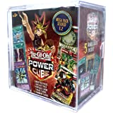 Yu-Gi-Oh! Trading Cards 728192497261 Power Cube 2- Mega Pack Seeded 1: 2 | 2 Booster Pack | All Factory Sealed Pack | 5…
