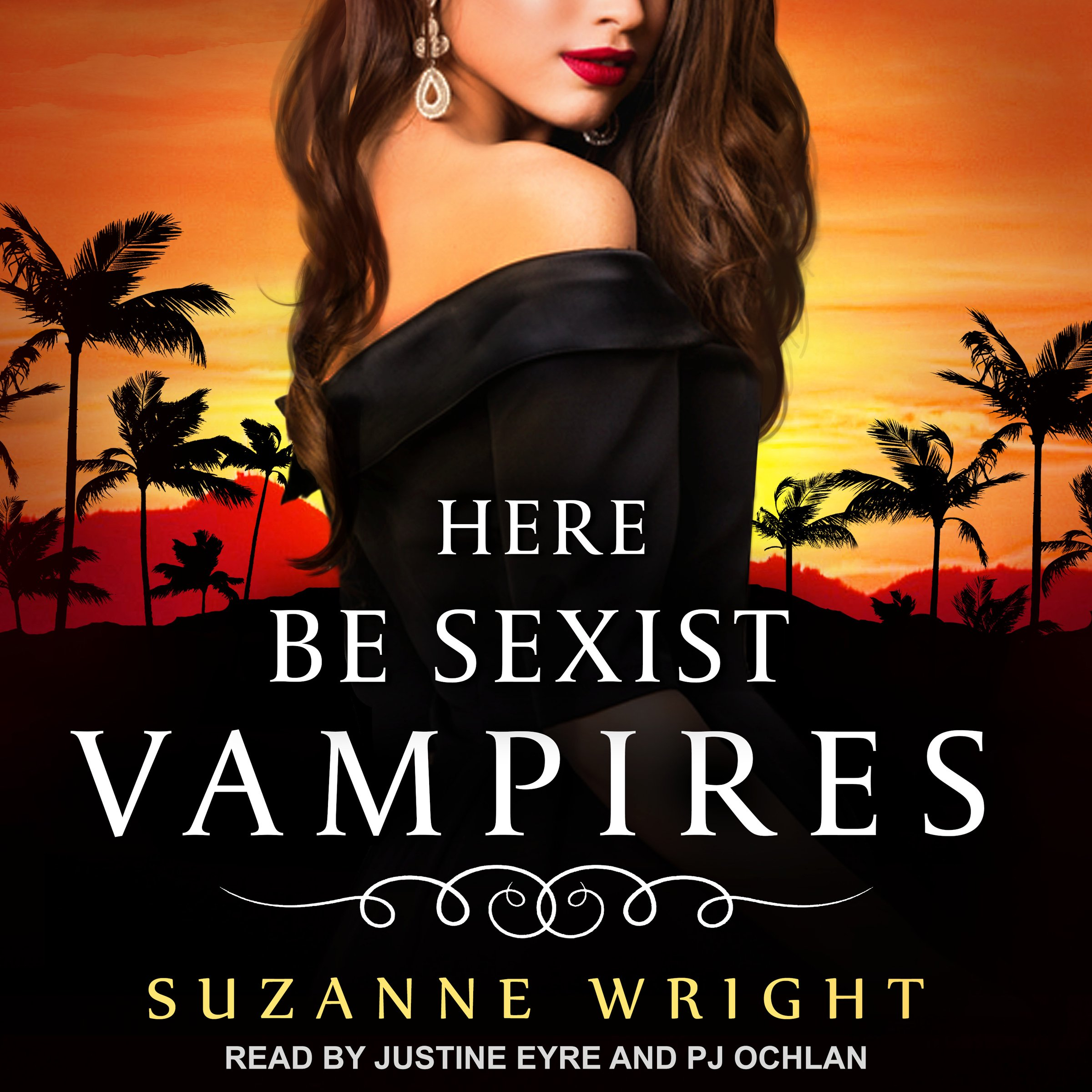 Here Be Sexist Vampires: Deep in Your Veins Series, Book 1
