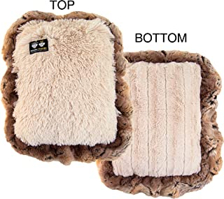 product image for BESSIE AND BARNIE Mesh Deluxe Natural Beauty/Blondie/Simba (Ruffles) Pet Dog Durable Crate Pad